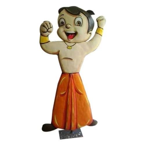 chota bheem fiberglass cartoon