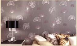 Home Decorative Wallpaper Vogue Furnishings Manufacturer In