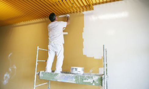Wall Painting Work Wall Painting Service KK