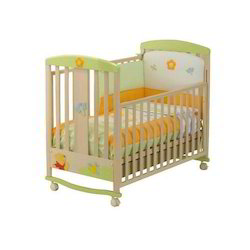 Wooden Baby Cot At Rs 12500 Piece Korukkpet Chennai Id 13449880862
