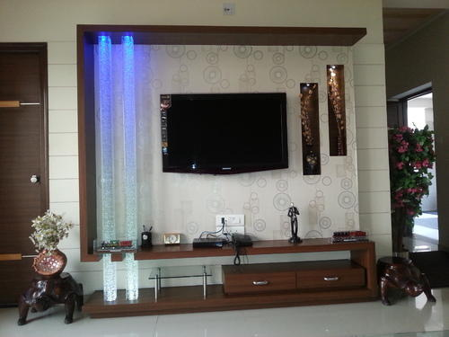 LCD Units Wall LCD TV Unit Manufacturer From Vadodara