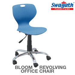 steel chair price in kolkata aeron size c office chairs - revolving with armrest exporter from