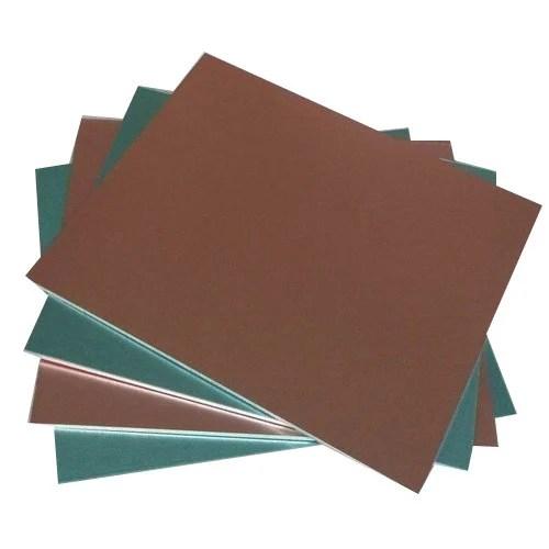 Copper Clad Laminate Pcb Printed Circuit Board Material Ebay