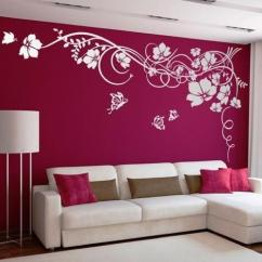 Living Room Desings Furniture Bundles Wall Painting - Fancy Services Architect ...