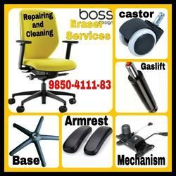 revolving chair spare parts in mumbai african birthing many brands office repairing and cleaning service rs 450