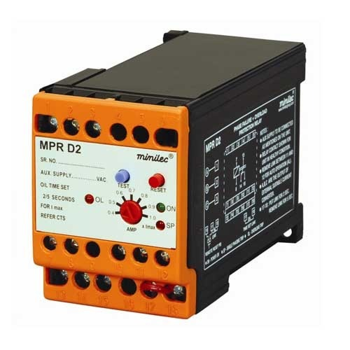 Electrical Relay Settings