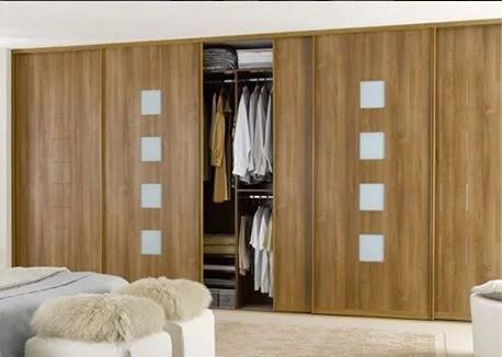 Wooden Almirah Designs For Bedroom