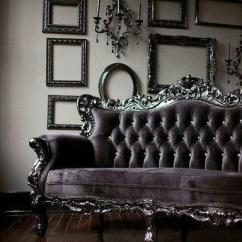 Gothic Living Room Hollywood Regency Furniture Sofa At Rs 100 Set Id