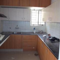 Kitchen Cabinets Set American Standard White Faucet Modular Cabinet At Rs 1400