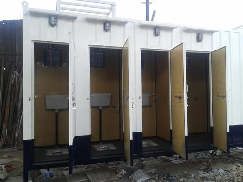 Portable Toilet Cabins  Portable Container Toilets