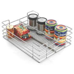 Kitchen Basket Redesign Ss At Rs 1687 Piece Stainless Steel