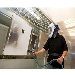 MS Powder Coating Services in India