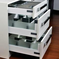 Kitchen Drawer Small Island Ideas With Seating Onyx Innotech Or Tandem Rs 950 Set Shreeji