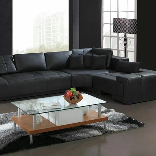 set of leather sofas marshmallow flip open sofa elmo sesame l shape couch एल श प स फ ट