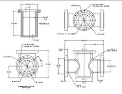 2D Mechanical Drafting Services in India