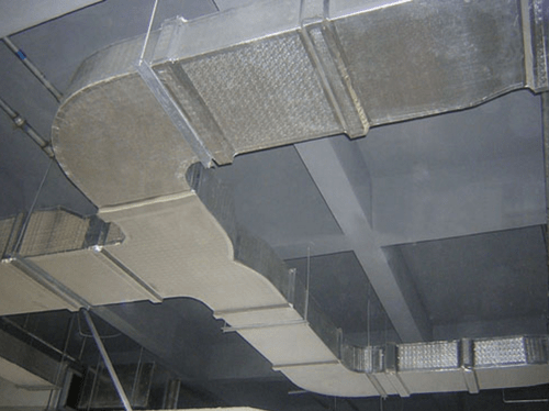 Sheet Metal Air Duct  Ventilation Ducts Manufacturer from