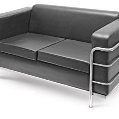 Steel Frame Sofa Grey Sectional Ikea Stainless Brown Sets Back Style Tight