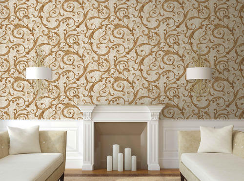 Wallpaper For Drawing Room at Rs 3500 rolls  Wallpaper  ID 11366837412