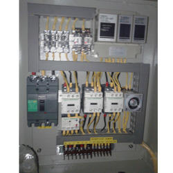 100 Hp Electric Motor Wiring Diagram Schematic Three Phase Motor Starter Control Panel Three Phase
