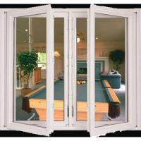 Aluminium Doors and Windows - Aluminium Open Window ...