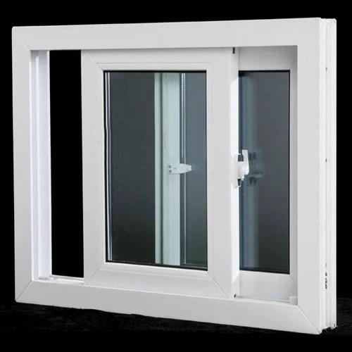 Aluminium windows for house construction finishing works