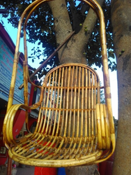 hanging chair wood ikea cushions shree cane furniture manufacturer of wooden swing stool