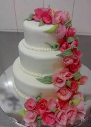 Square Red Velvet Birthday Cake With Name Car Birthday Cake For