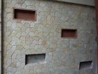 Boundary Wall Decorative Natural Stone Tiles at Rs 65