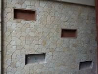 Boundary Wall Decorative Natural Stone Tiles at Rs 65 ...