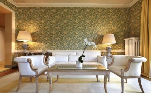 wallpaper living room wall decorate your bohemian style paper designing service design architect interior town planner from dehradun