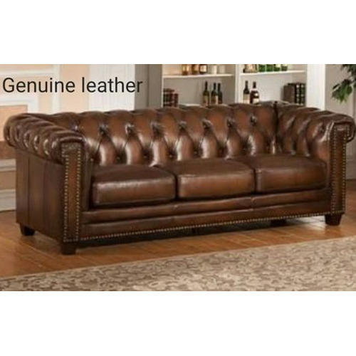 leather vs fabric sofa india chesterfield and chair plain genuine rs 150 meter jaydurga decor