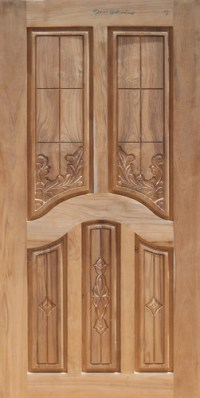 Wood Door Design & Wood God Gifts Service Provider from ...