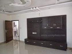 tv cabinet for living room light blue and brown ideas unit design veneer service provider from chennai designs