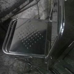 Steel Chair Accessories Pottery Barn Kids Bean Bag Railing Manufacturer From Mumbai