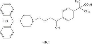 Fexofenadin Chemical, Pharma Ingredients & Raw Materials