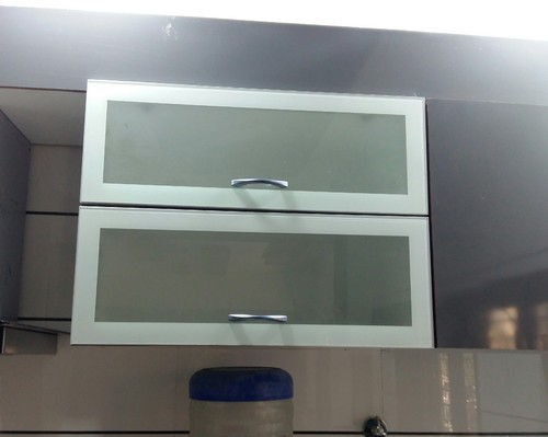 Aluminium profile kitchen cabinets door Cupboard Doors