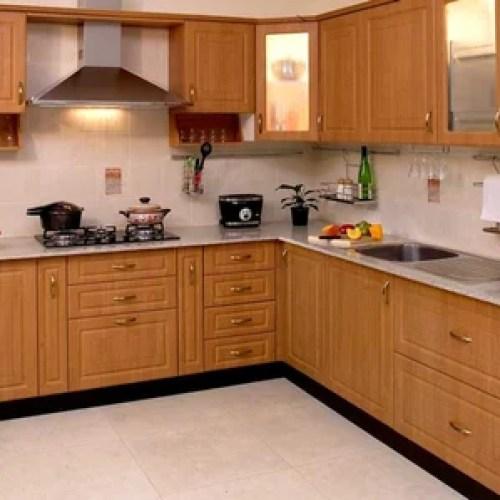 Indian Modern Modular Kitchen at Rs 50000/set | Cabinets ...