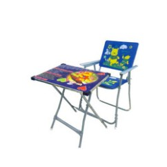 Baby Table And Chairs Blue Chair Kenny Chesney Fancy Big At Rs 700 Piece Mandvi Mumbai Id
