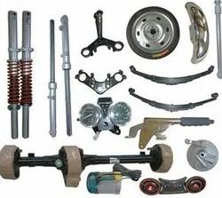 Spare Parts E Rickshaw By Ak