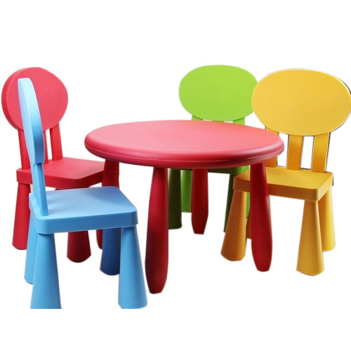 plastic toddler chair black wingback colored kids set at rs 1489 baby company details