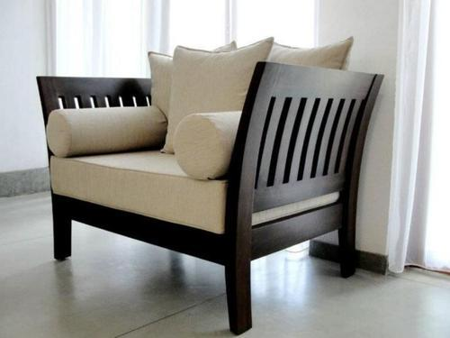 cushion sofa set union jack wooden with at rs 25300 piece id