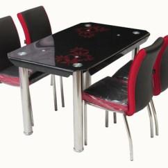Metal Kitchen Table Sets Green Towels Dining Set C 57 2 At Rs 25750 Dhatu Ki Khana