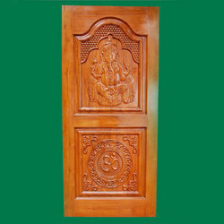 Teak Wood Pooja Room Door Furniture Furniture Pooja Room