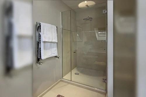 Bathroom Shower Glass Parttion Saint Gobain Shower