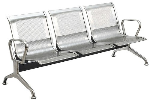 waiting chairs steelcase amia chair adjustments ss airport bench seating benches