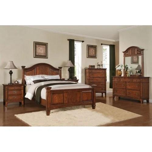 Teak Wood Modern Bedroom Set at Rs 175000 set  Wooden