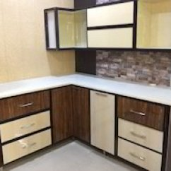 Kitchen Cabinet Price Grommet Curtains Cabinets In Ludhiana रस ई क अल म र Modular
