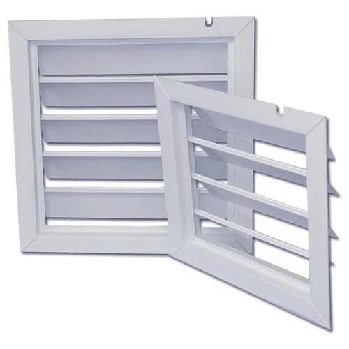 exhaust fan louvers window