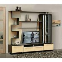 Designer TV Wall Unit at Rs 1400 /square feet | Tv Wall ...