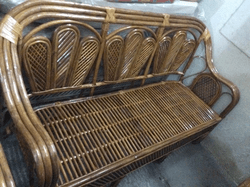 cane sofa cost in hyderabad leather sofas second hand telangana price set